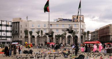 Глава Ливийской национальной армии маршал Халифа Хафтар поблагодарил Путина