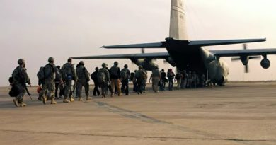 Ирак решил ограничить работу военных США на территории страны