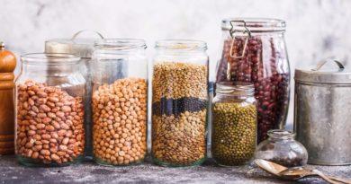 Как хранить разные продукты на кухне