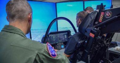 Лучший в мире летный тренажер предназначен только для пилотов F-35