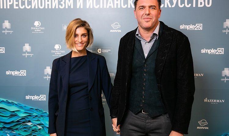 Максим Виторган признался, что только с Нино Нинидзе наконец стал жить полной жизнью