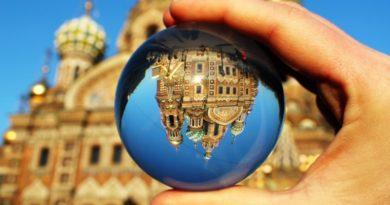 Малоизвестные, но интересные места в Санкт-Петербурге