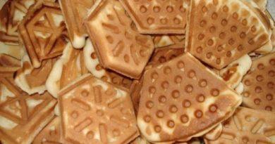 Молочное печенье! Вспомним детство