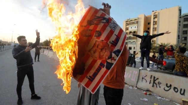 Обстановка накаляется: американцы бегут из Ирака – нефтяные короли ждут прибылей