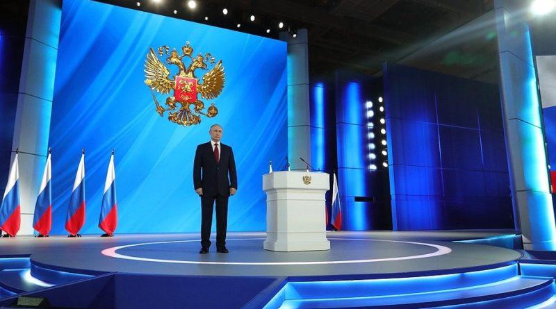 О реакции зарубежных СМИ на послание В. Путина Федеральному cобранию