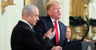 План американского президента предполагает прекращение палестино-израильского конфликта