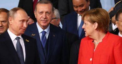 Президент РФ Владимир Путин 19 января посетит Берлин для участия в международной конференции по Ливии