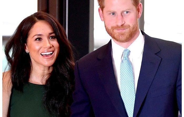 Принц Гарри и Меган Маркл официально отказались от королевских полномочий
