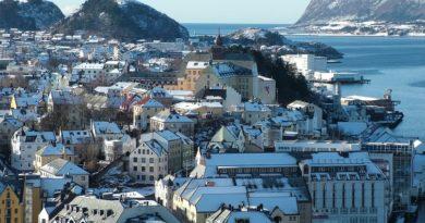 Путешествие по норвежской Атлантиде