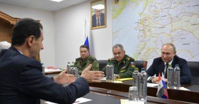 Путин предложил Асаду пригласить Трампа в Дамаск