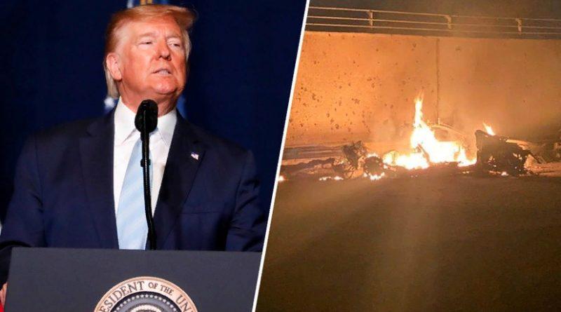 Резолюция о запрете Трампу вести войну с Ираном без одобрения конгресса