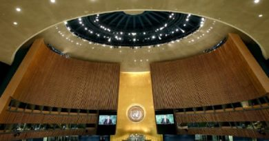 Семь стран лишились права голоса в ООН из-за долгов по взносам