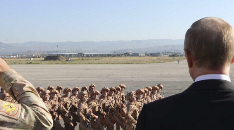 Система противовоздушной обороны российской авиабазы в Сирии доказала свою эффективность