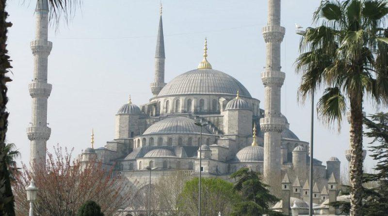 Собор Святой Софии. Турция. Стамбул