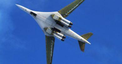 Стратегическая авиация: Ту-160