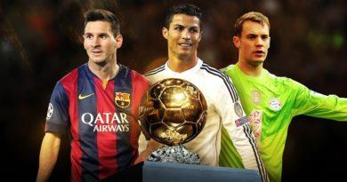 Топ-5 футболистов, которые зарабатывают больше в инстаграм, чем на поле
