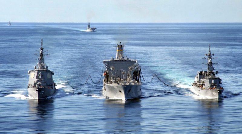 Украина планирует перекрыть для иностранных кораблей морские подходы к Крыму