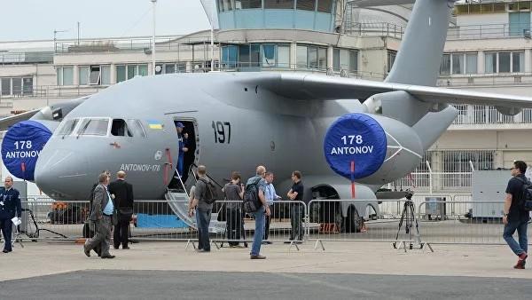 Украинское авиастроение оказалось в ловушке из-за санкций