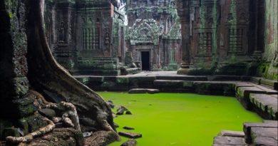 Храм Ангор-Ват