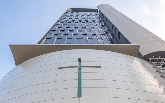 Церковь-небоскреб в Гонконге