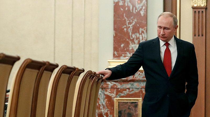 Эксперты объяснили, зачем на самом деле правительство РФ ушло в отставку