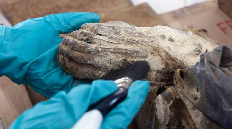 Эскимосским мумиям диагностировали атеросклероз