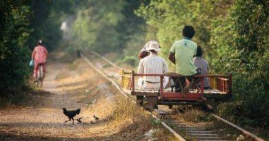 10 захватывающих и самых опасных в мире железнодорожных маршрутов не для слабонервных