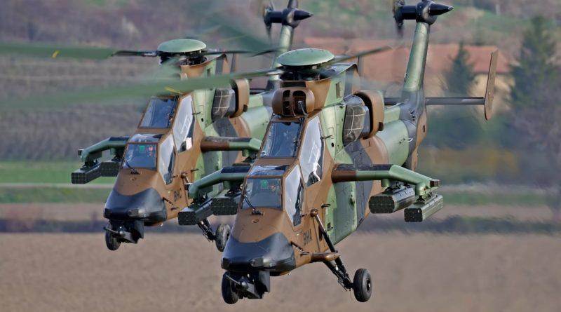 Немецкие военные вертолеты оказались в «катастрофической ситуации»