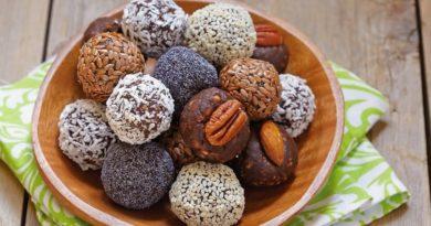 5 десертов, которые легко заменят вредные сладости