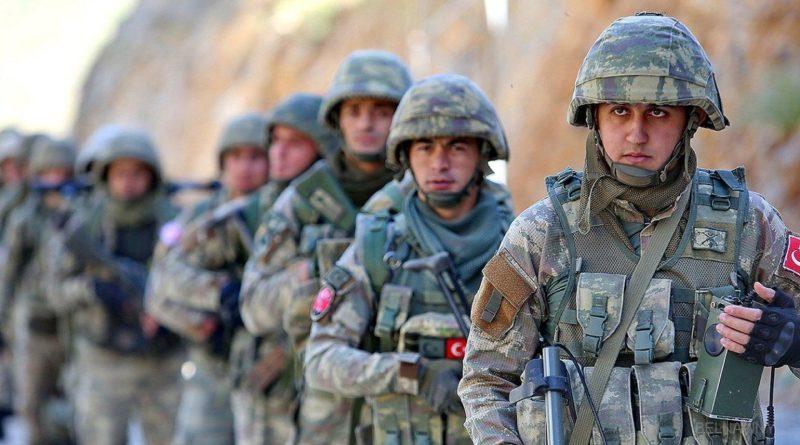 Президент Эрдоган подтвердил отправку военных в зону конфликта