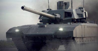 Русский танк «Армата» по комфорту превосходит западные машины