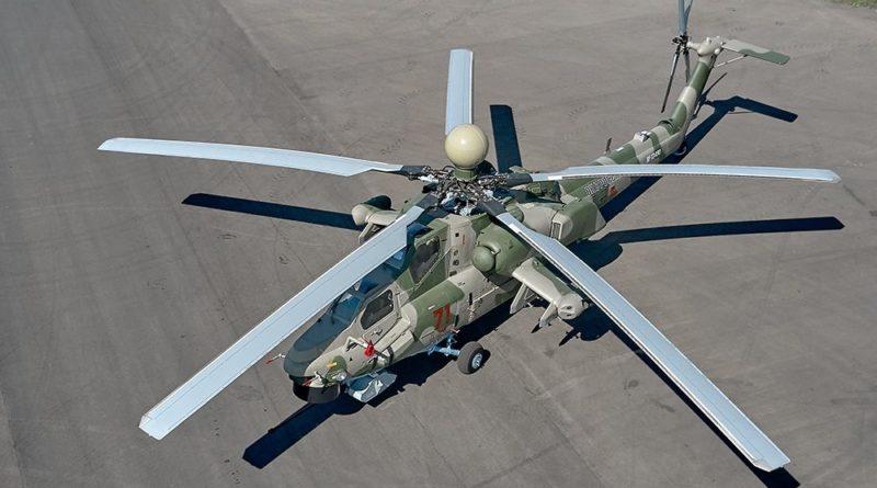 Производство вертолётов Ми-28Н: в планах новая сотня