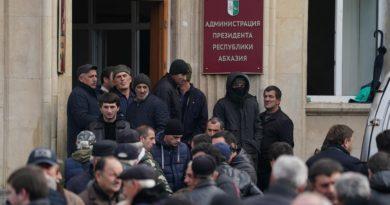К урегулированию кризиса в Абхазии подключилась Москва