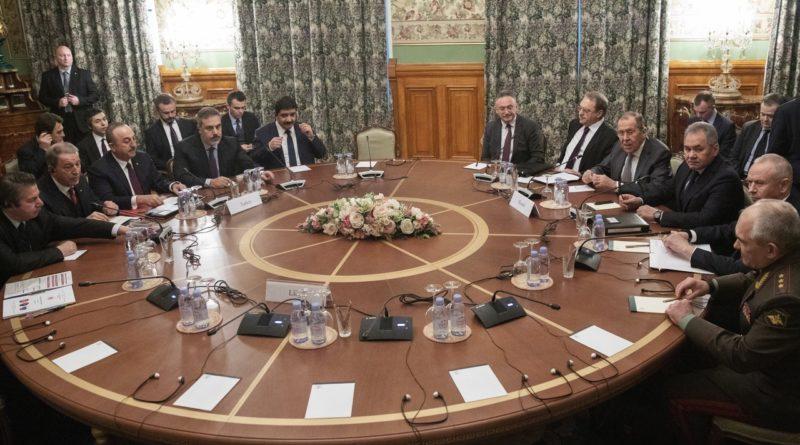 Стороны конфликта в Ливии создадут военную комиссию для соблюдения перемирия