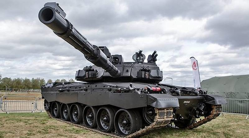Black Night и Streetfighter. Какой танк получит Великобритания?
