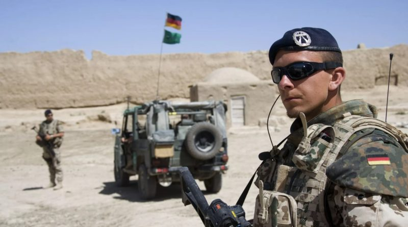 Иран назвал Германию соучастником убийства генерала КСИР