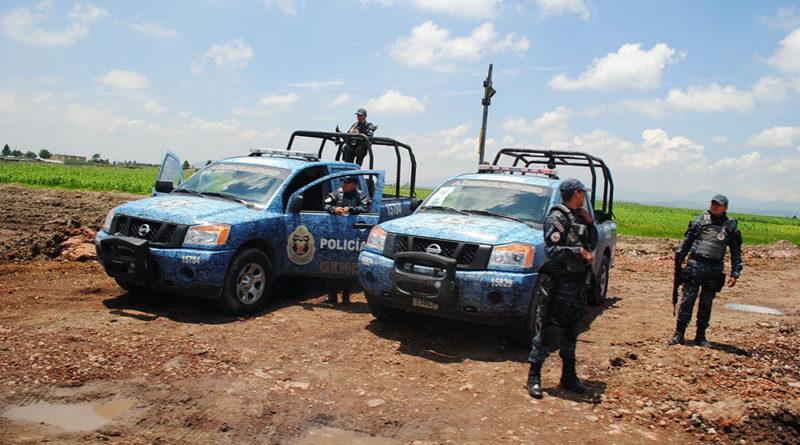 Мексиканская наркомафия пытается навязать свои порядки властям страны