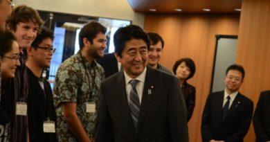 Синдзо Абэ обещает вернуть Курилы