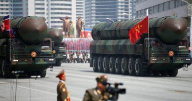 Ким Чен Ын заявил о разработке нового стратегического оружия