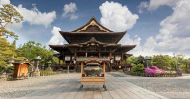 5 главных святынь Японии, которые стоит посетить каждому