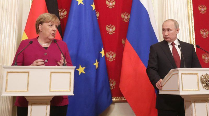 Россия и Германия надеются сохранить ядерную сделку с Ираном и достроить «Северный поток — 2»