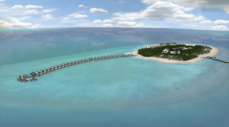 Марин-Драйв. Мальдивы. Мале Атоллы