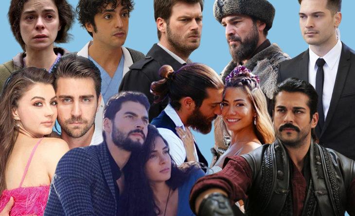 Интересные турецкие сериалы, которые вышли на экраны в 2019 году