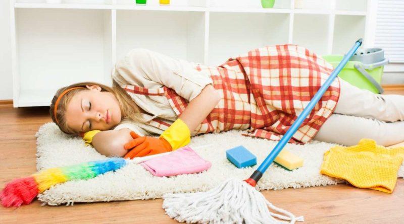 Как сделать уборку дома быстрой и простой 3 совета