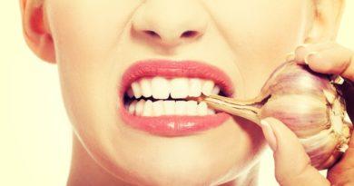 Не всегда на пользу: почему нельзя есть чеснок?