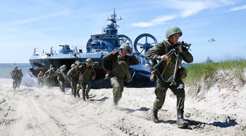 NI включил российскую морскую пехоту в пятёрку лучших в мире