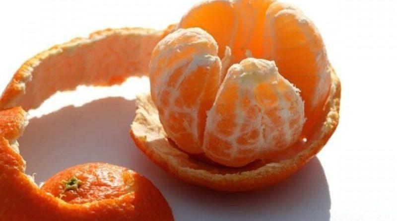Полезные свойства мандариновой кожуры