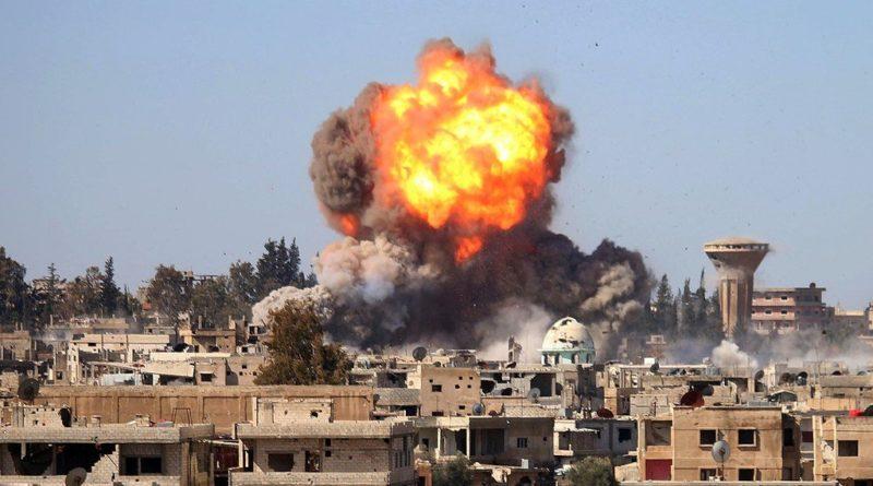 Коалиция признала вину в гибели 1359 мирных жителей в Сирии и Ираке