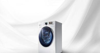 Samsung представила в России стиральные машины с поддержкой «Алисы»