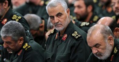 Совбез Ирана проведёт экстренное совещание после гибели генерала КСИР
